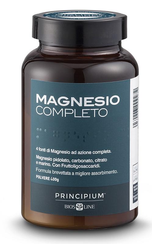 Principium Magnesio Completo 400g - Arcafarma.it