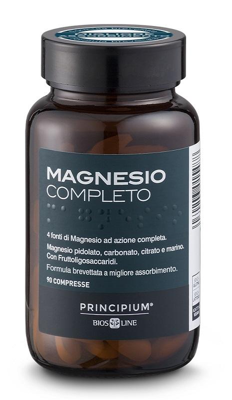 PRINCIPIUM MAGNESIO COMPLETO 90 COMPRESSE - Farmaseller