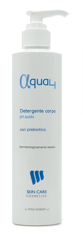 AQUA 4 DETERGENTE 300 ML - Farmaseller