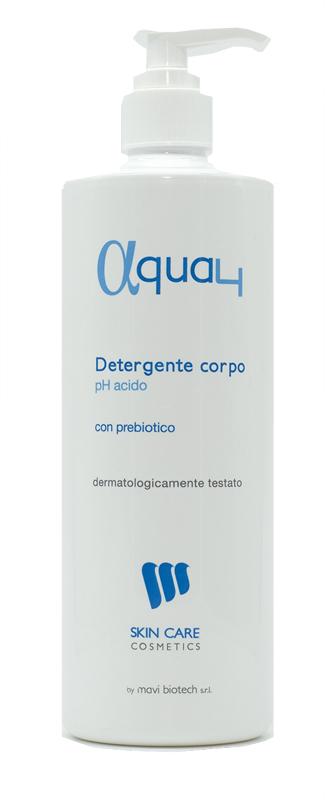 AQUA 4 DETERGENTE 500 ML - Farmaseller