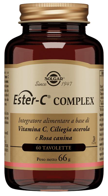 ESTER C COMPLEX 60 TAVOLETTE - Farmacia Barni