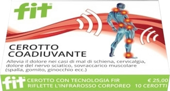 Fit Therapy Cerotto Universale 10 Pezzi - latuafarmaciaonline.it