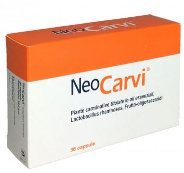 NEOCARVI 36 CAPSULE - Farmapass