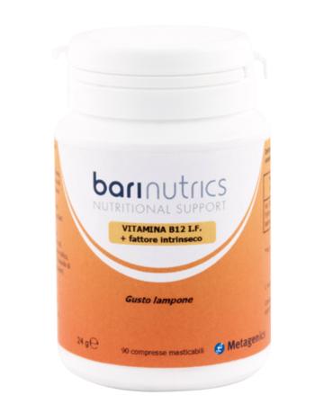 BARINUTRICS VITAMINE B12 IF ITA 90 COMPRESSE - FarmaHub.it