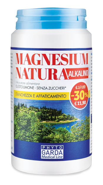 MAGNESIUM NATURA 150 G - Spacefarma.it