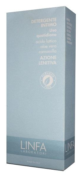 LINFA DETERGENTE INTIMO USO QUOTIDIANO AZIONE LENITIVA 200 ML - Farmacia Centrale Dr. Monteleone Adriano