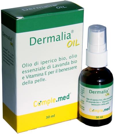 DERMALIA OIL SPRAY 30 ML - Farmastop