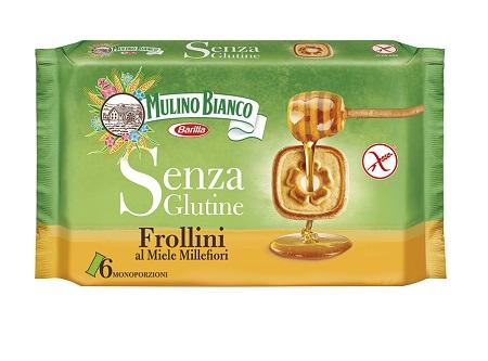 MULINO BIANCO BISCOTTO FROLLINO AL MIELE MILLEFIORI 250 G - FARMAPRIME