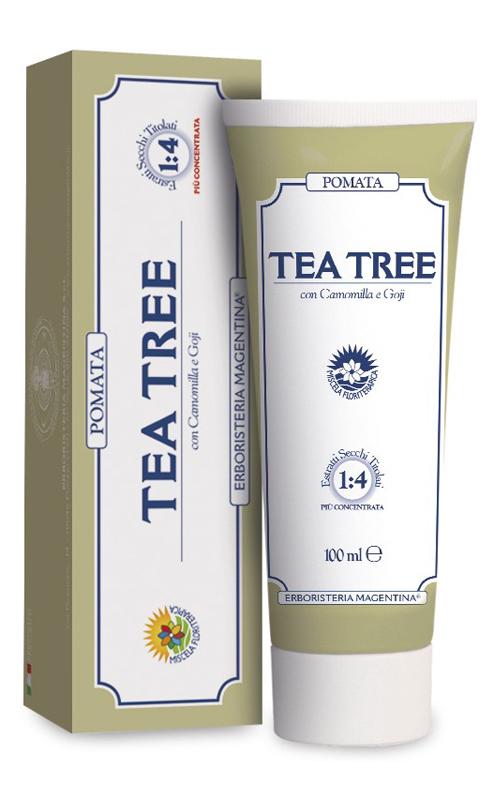 TEA TREE POMATA 100 ML - Farmacia Centrale Dr. Monteleone Adriano