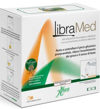 LIBRAMED FITOMAGRA 40 BUSTINE GRANULARI DA 2,35 G - Farmacia Barni