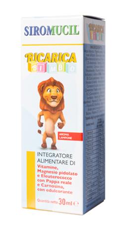 SIROMUCIL RICARICA BIMBO 30 ML - Arcafarma.it