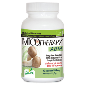 MICOTHERAPY ABM 90 CAPSULE - Farmaseller