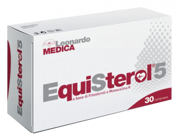 EQUISTEROL5 30 COMPRESSE - Zfarmacia