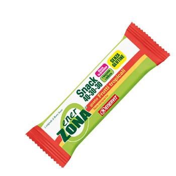 Enervit EnerZona Snack 40-30-30 Frutti Tropicali Senza Glutine 23g - Spacefarma.it