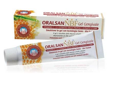 ORALSAN NBF GEL PROTETTIVO COMP 30 G - farmaciadeglispeziali.it