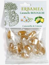 CARAMELLA BIOLOGICA CAMOMILLA LIMONE - Farmapage.it