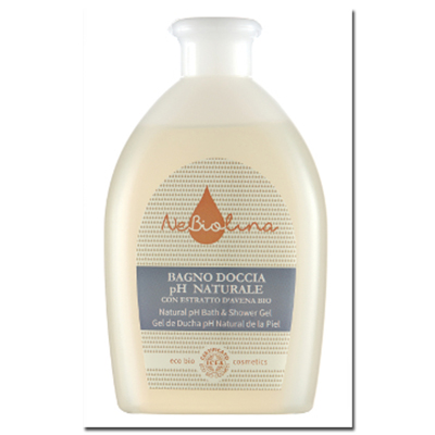 NEBIOLINA BAGNODOCCIA PH NATURALE 500 ML - Farmajoy