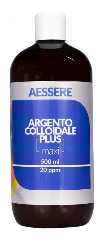 ARGENTO COLLOIDALE PLUS MAXI 500 ML - Farmastar.it
