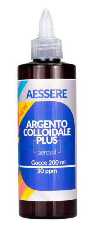 ARGENTO COLLOIDALE PLUS GOCCE 200 ML - Farmacia Centrale Dr. Monteleone Adriano