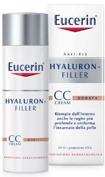 EUCERIN HYALURON CC DORATA - Farmabaleno