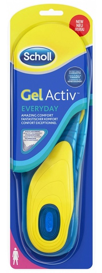 SCHOLL GEL ACTIV EVERYDAY DONNA - farmaciadeglispeziali.it