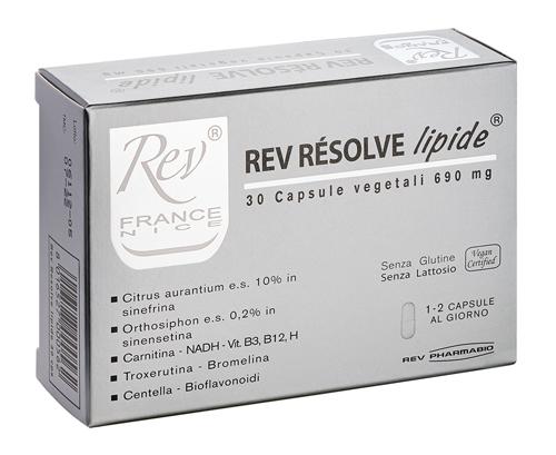 REV RESOLVE 250 ML - Spacefarma.it