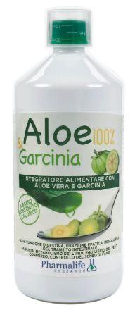 ALOE & GARCINIA 1 LITRO - Farmaseller