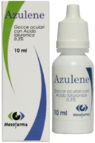 AZULENE GTT OCULARI 10ML prezzi bassi