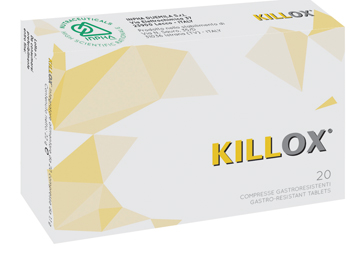 KILLOX 20 COMPRESSE - Farmawing