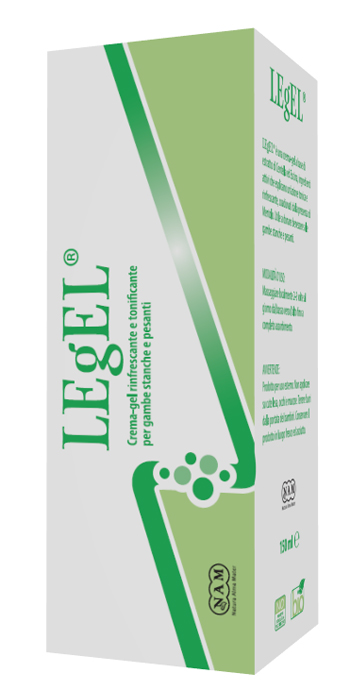 LEGEL CREMA-GEL RIFRESCANTE E TONIFICANTE PER GAMBE 150 ML - FARMAEMPORIO