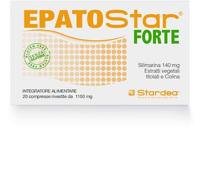 EPATOSTAR FORTE 20 COMPRESSE RIVESTITE 1150 MG - latuafarmaciaonline.it