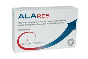 ALARES 20 COMPRESSE - Farmaseller
