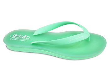 Infradito Gelato con Plantare in Gel Mint 41/42 1 Paio - Sempredisponibile.it