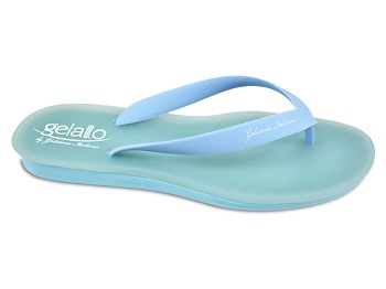 Infradito Gelato con Plantare in Gel Sky Blu 41/42 1 Paio - Sempredisponibile.it