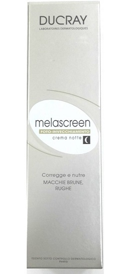 MELASCREEN CREMA NOTTE 50 ML - Farmastar.it