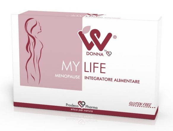 DONNA W MY LIFE MENOPAUSA 2 BLISTER DA 15 COMPRESSE - Farmastop