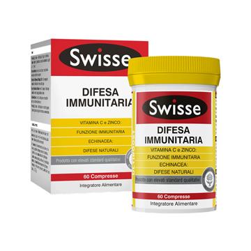 SWISSE DIFESA IMMUNITARIA 60 COMPRESSE - Farmapass