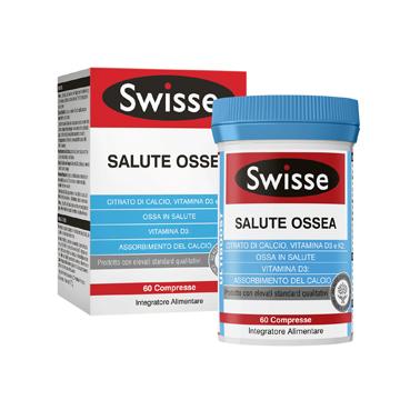 SWISSE SALUTE OSSEA 60 COMPRESSE - Turbofarma.it