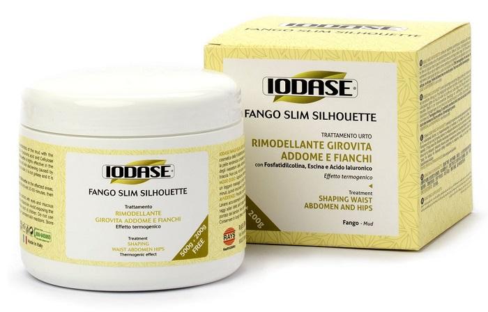 IODASE FANGO SLIM SILHOUETTE 700 G - farmaventura.it