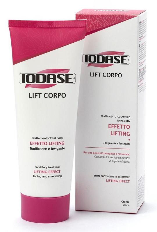IODASE LIFT CORPO CREMA 220 ML - Farmacia Centrale Dr. Monteleone Adriano