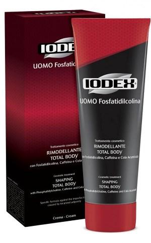 IODEX UOMO FOSFATIDILCOLINA CREMA 220 ML - farmaventura.it