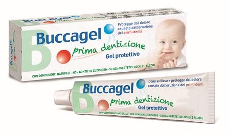 BUCCAGEL GEL PRIMA DENTIZIONE 20 ML - Farmastop