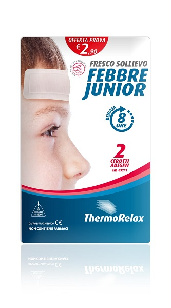 THERMORELAX CEROTTO FREDDO JUNIOR MONODOSE 2 CEROTTI - Farmacia 33