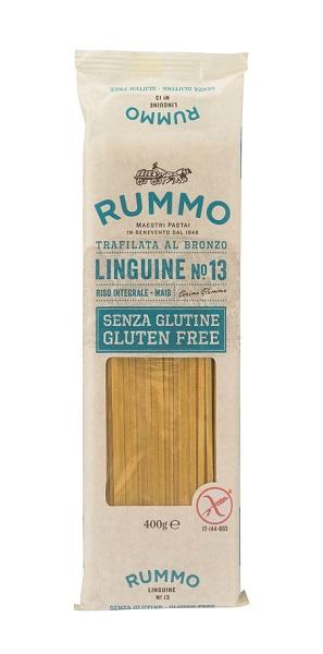 RUMMO LINGUINE N13 DI RISO INTEGRALE E MAIS 400 G - FARMAPRIME