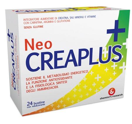 NEOCREAPLUS 24 BUSTINE - Farmafamily.it