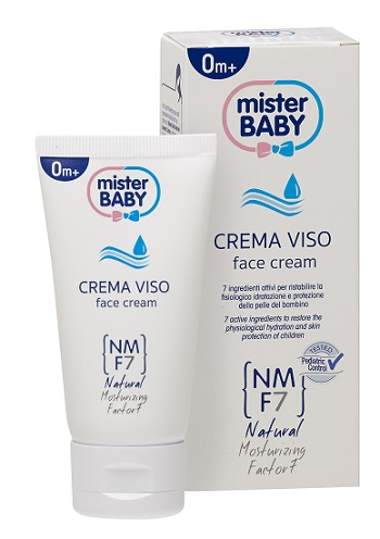 MISTER BABY CREMA VISO 50 ML - farmaciadeglispeziali.it