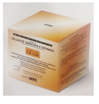 GUAM FANGHI D'ALGA CELLULITE OSTINATA 500 G - La farmacia digitale