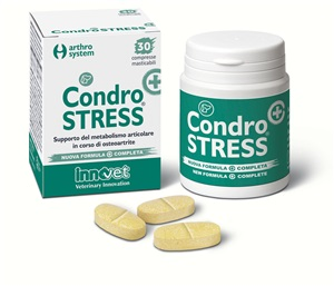CONDROSTRESS+ 30 COMPRESSE MASTICABILI - Farmaunclick.it