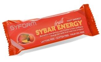SYBAR ENERGY FRUIT BARRETTA MANGO ALBICOCCA 40 G - Spacefarma.it