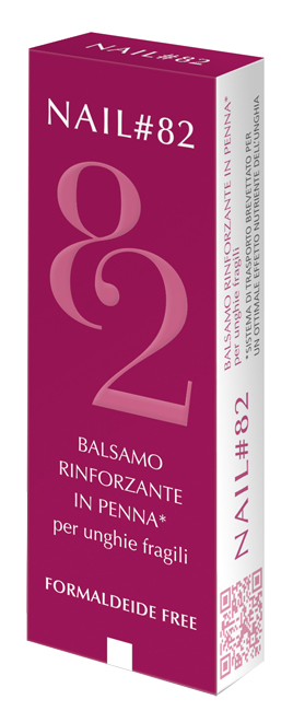 NAIL 82 BALSAMO RINFORZANTE UNGHIE 4 ML IN PENNA - Farmajoy
